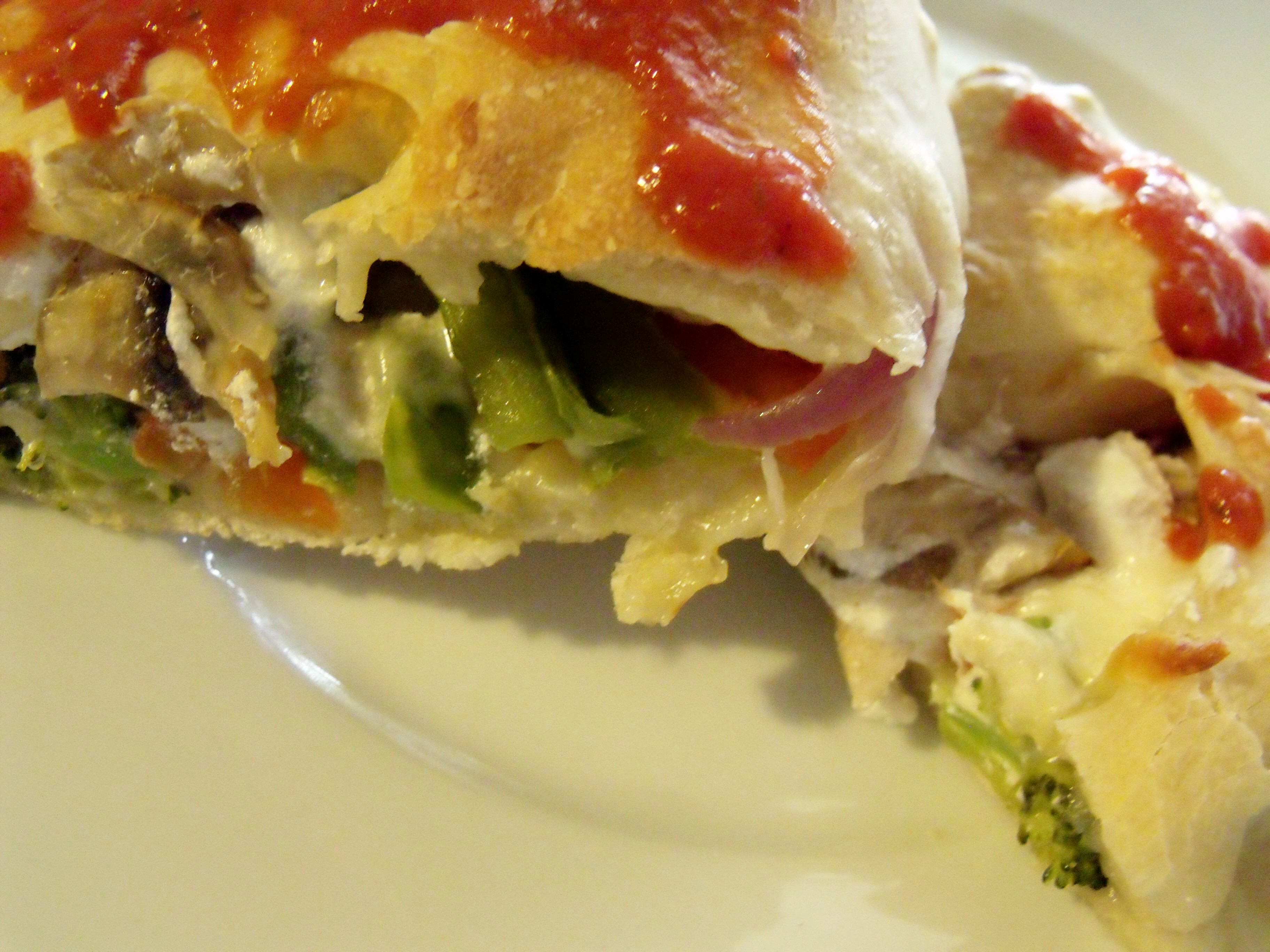 Vegetable Stromboli | Cindy's Recipes and WritingsCindy's Recipes and...