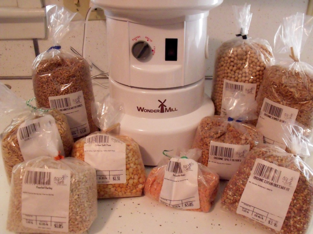 wondermill and grains