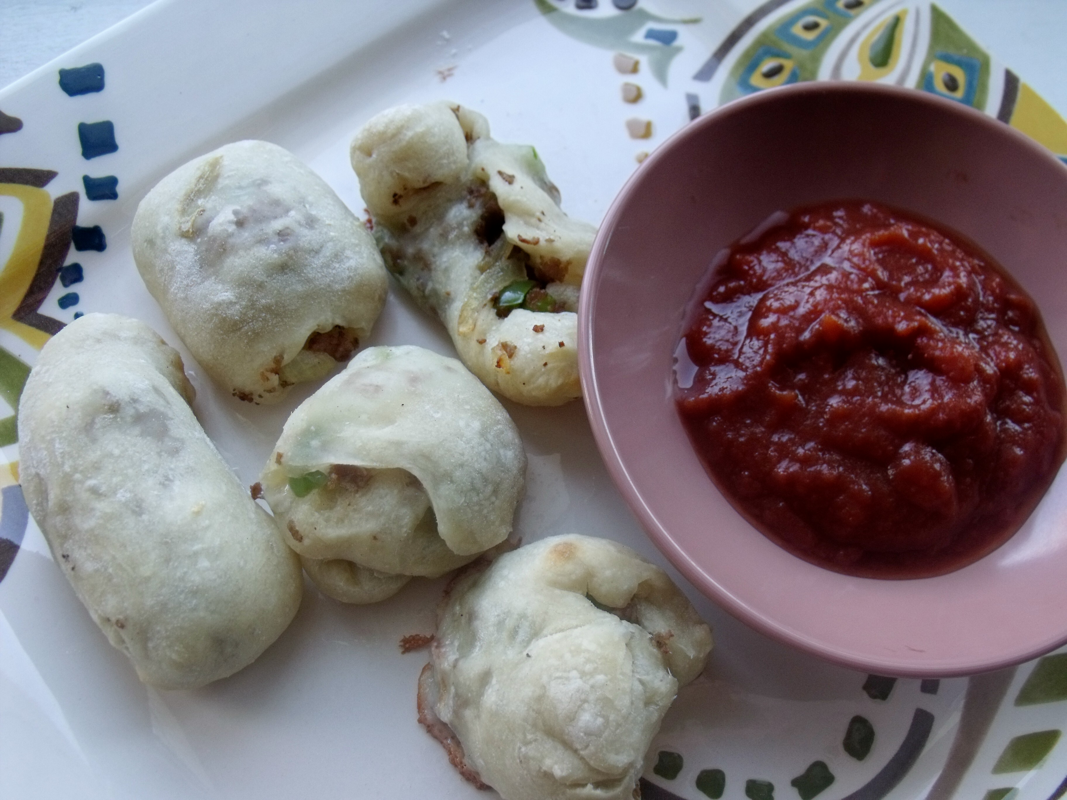 Philly Cheesesteak Bites #SundaySupper - Cindy's Recipes and Writings