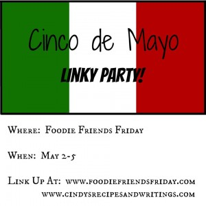 Cinco de Mayo linky