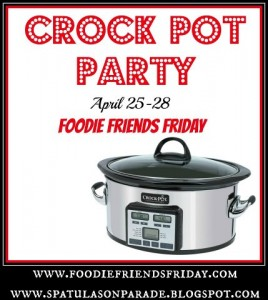 Crock Pot Linky Party