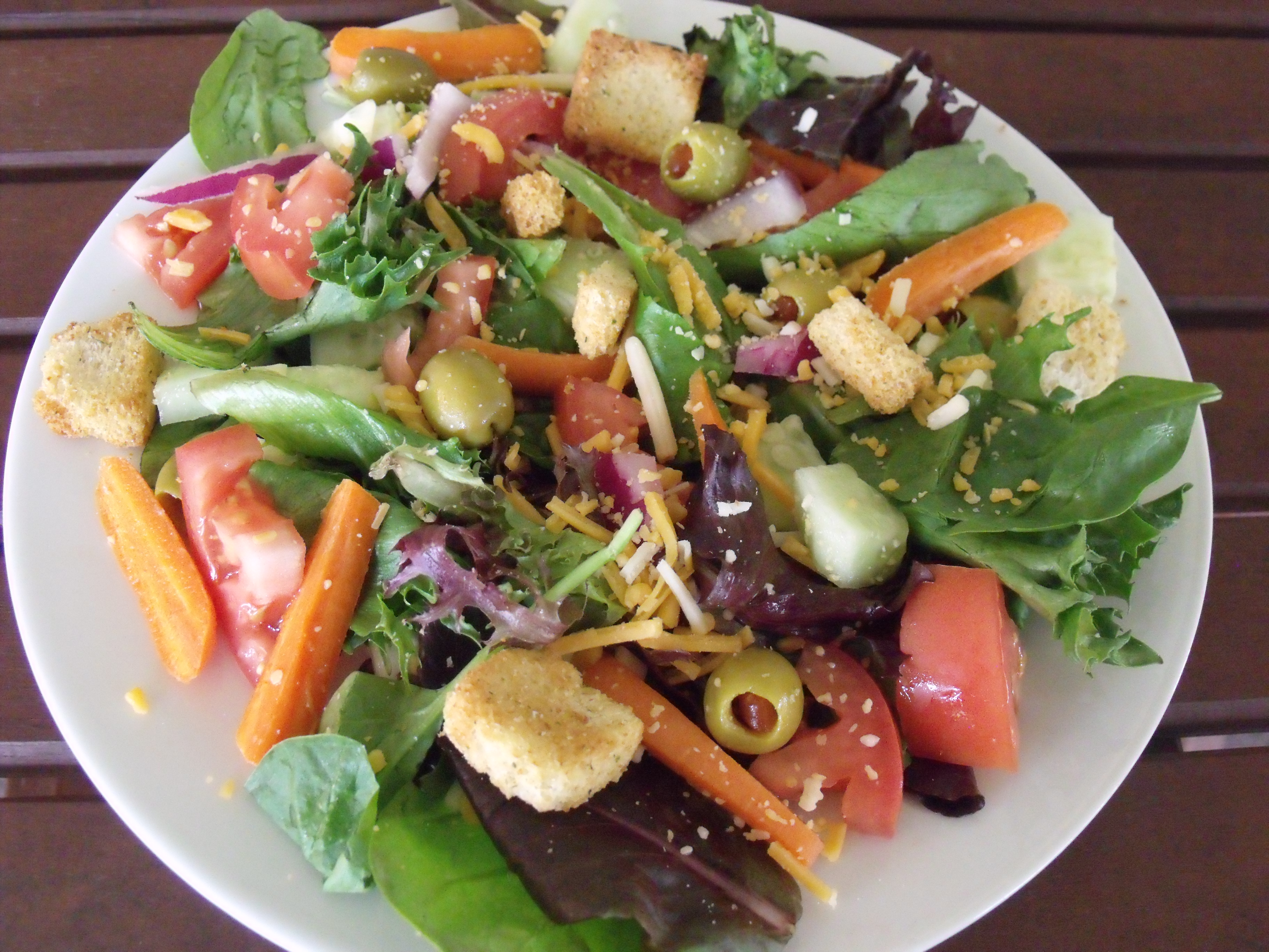 Salad S Best Dressed List Dexas Cindy S Recipes And
