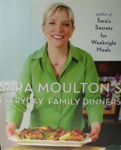 Sara Moulton Cookbook