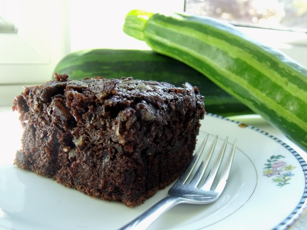 Chocolate Zucchini Cake Taste Of Home