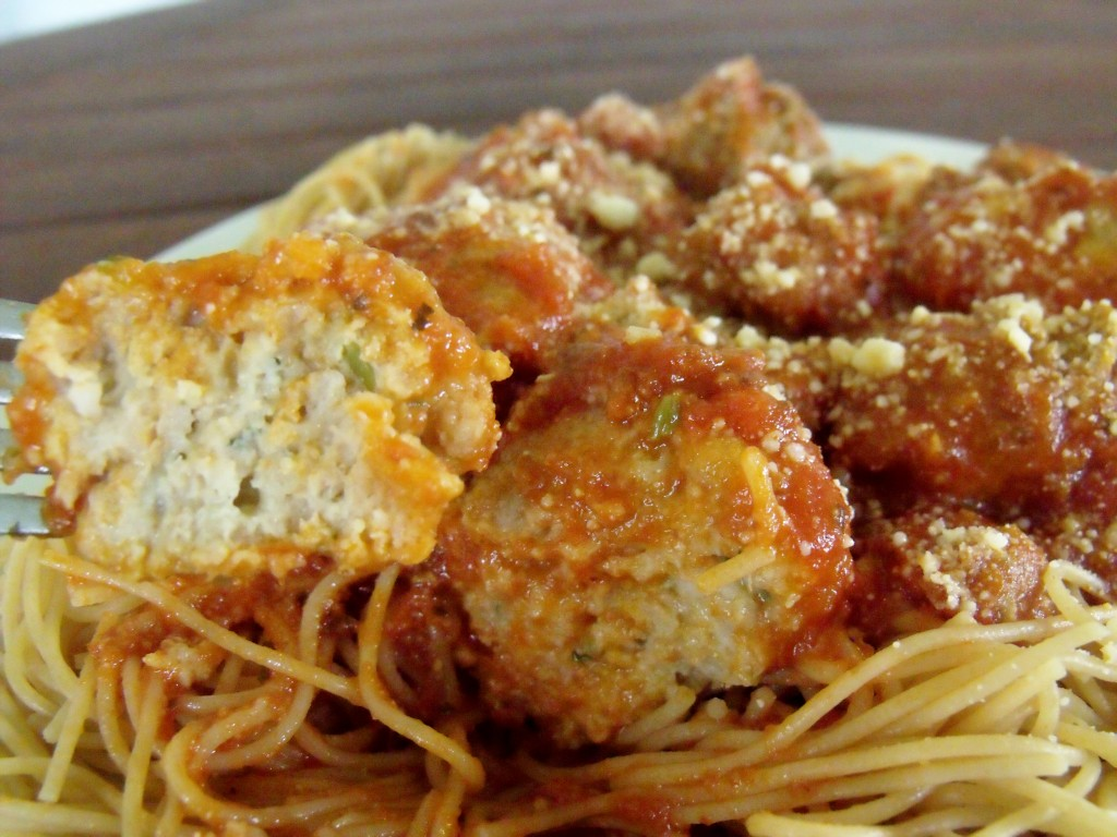 meatball duet chicken