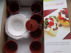 muffin meal box