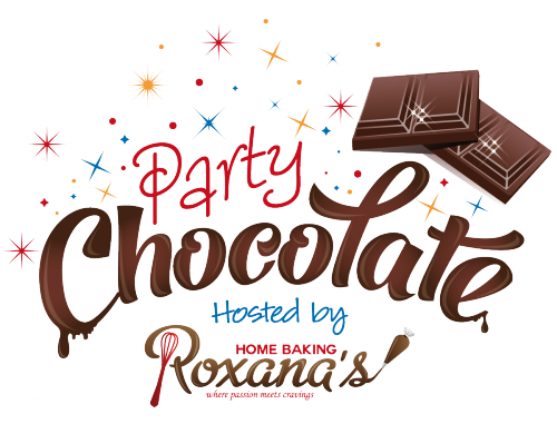 choc party 1st ann logo