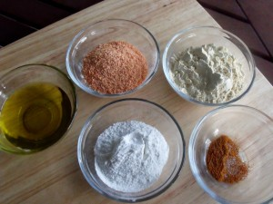 lentil cracker ingredients
