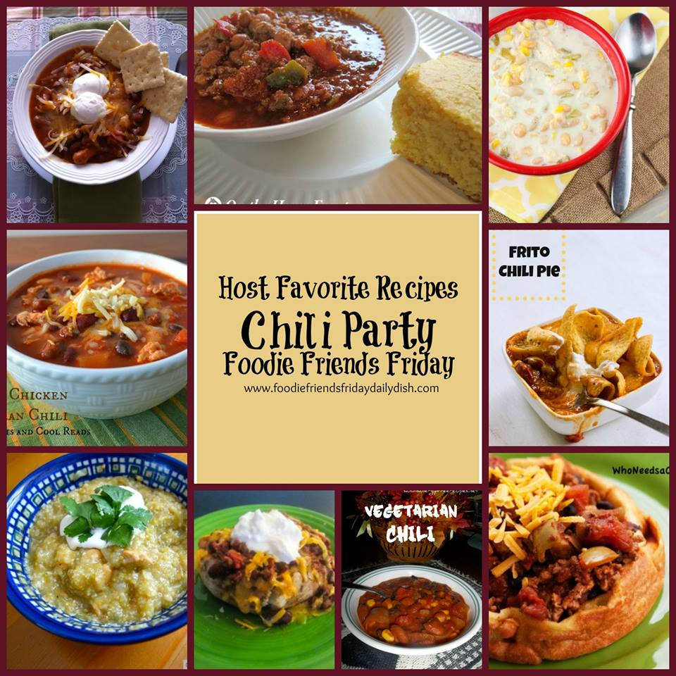 host fav chili party