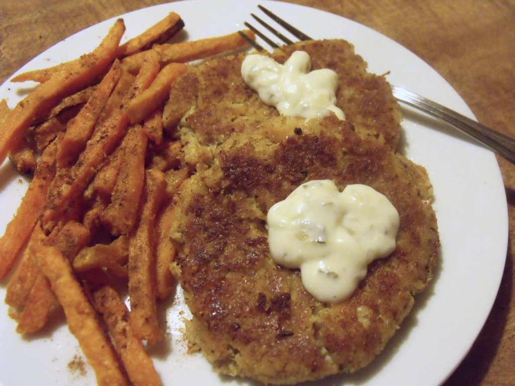 Shrimp and Crab Cakes #WeekdaySupper - Cindy's Recipes and ...