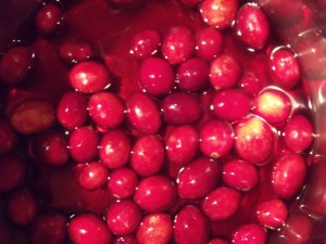 cranberry beauties