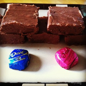 dove fudge