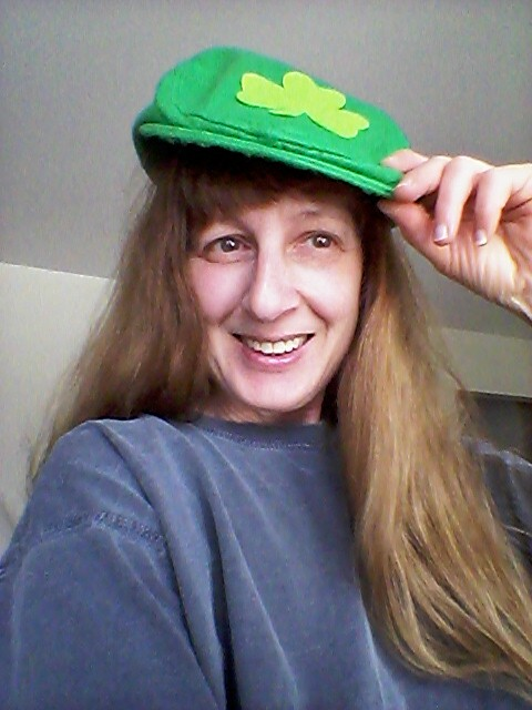 irish tip hat