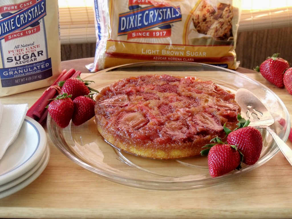 strawberry rhubarb dixie