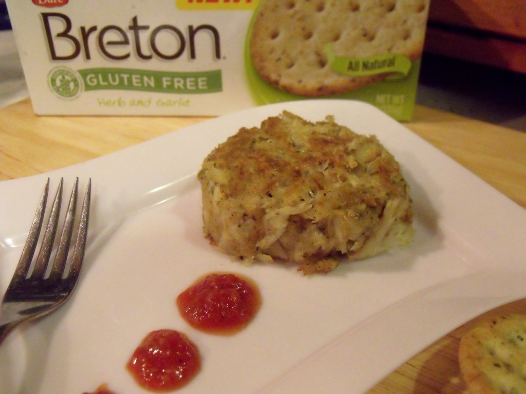 ... gluten free original with flax and breton gluten free herb and garlic