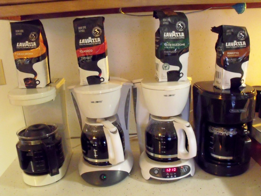 LavazzaParty coffee party