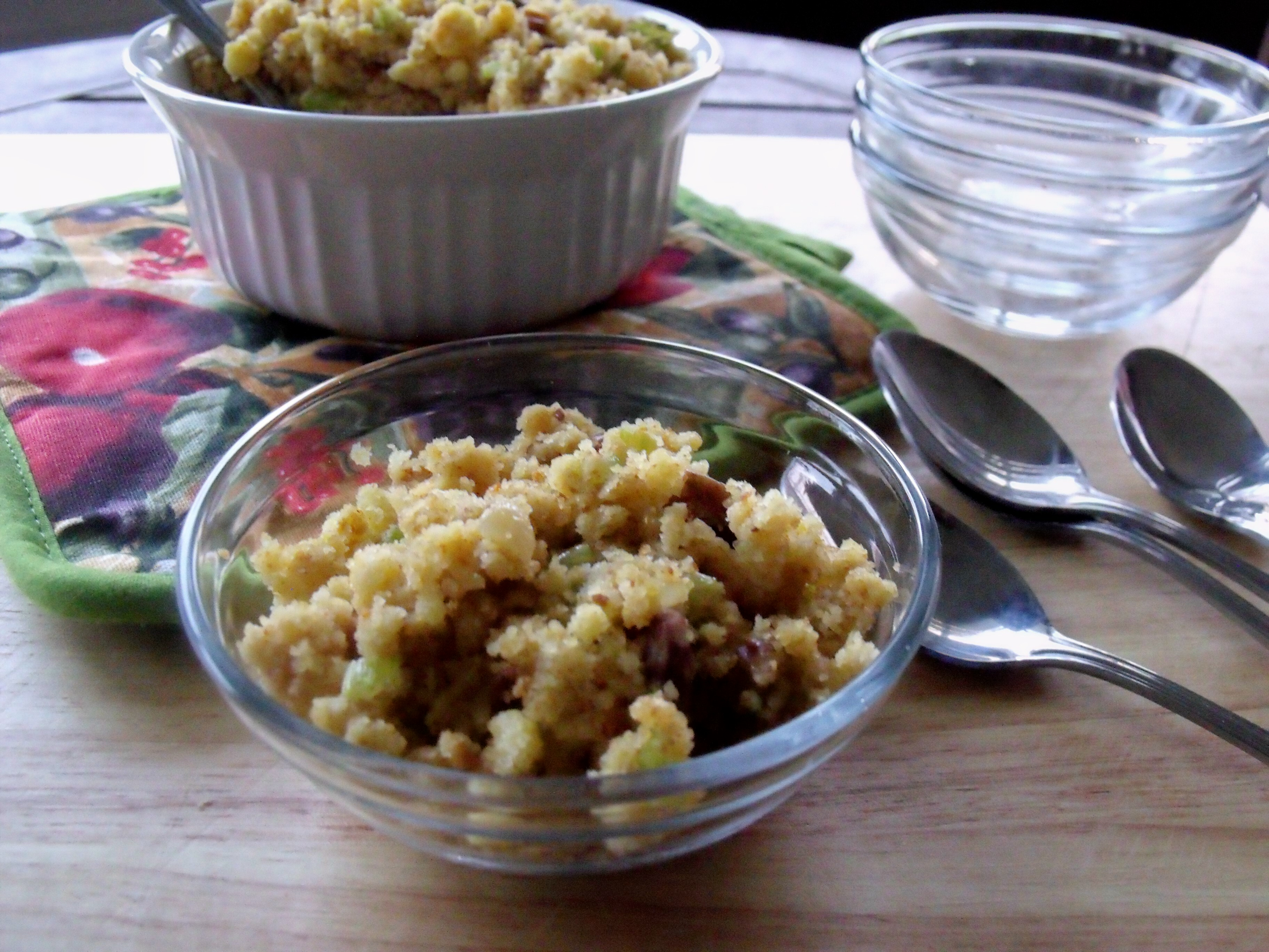 Mom's Stuffing, Lightened Up Recipes — Dishmaps