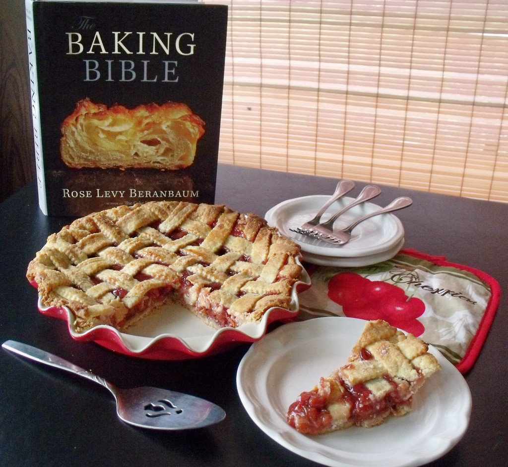 Sour Cherry Pie and Baking Bible