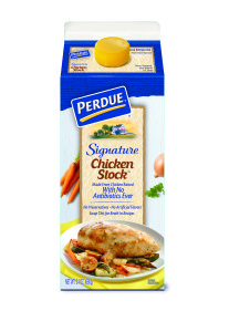 Perdue Signature Chicken Stock front