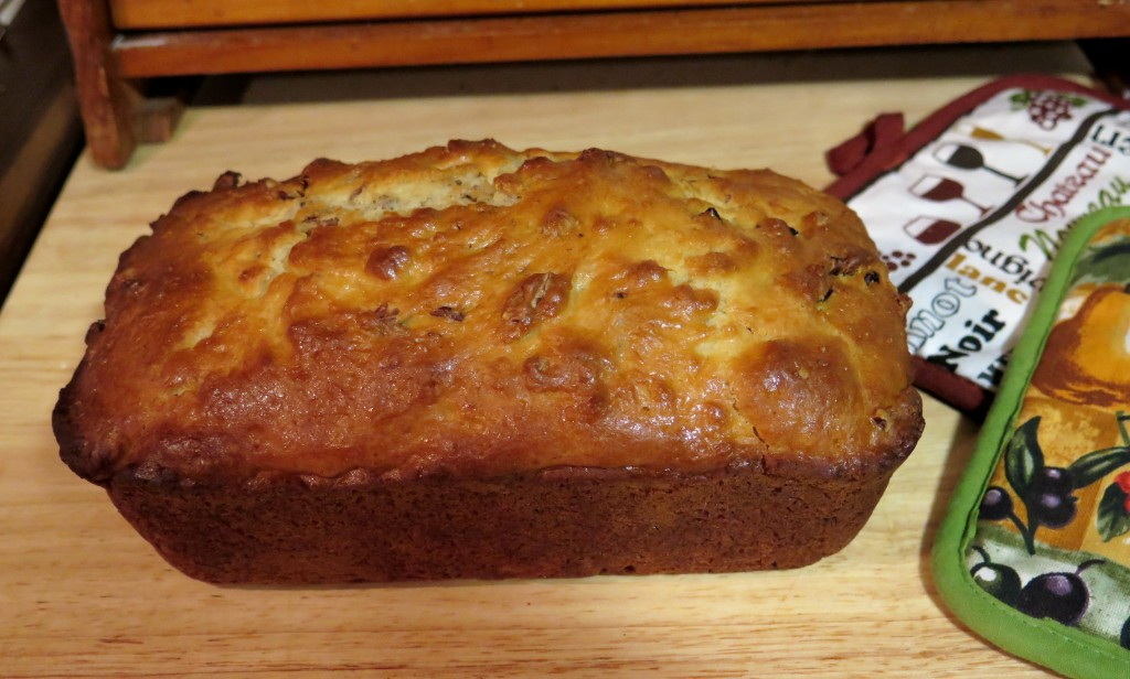 White Cranberry Nut loaf