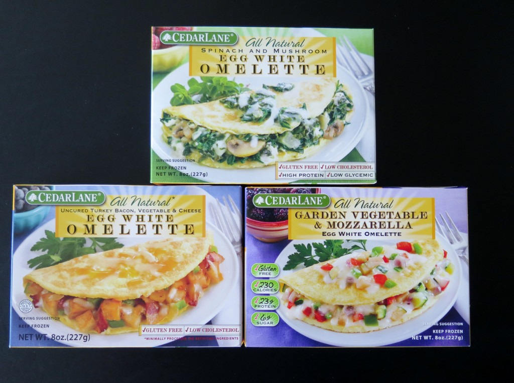 CedarLane omelettes boxed