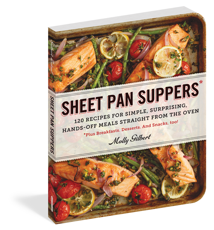 Sheet Pan Suppers 3d cover