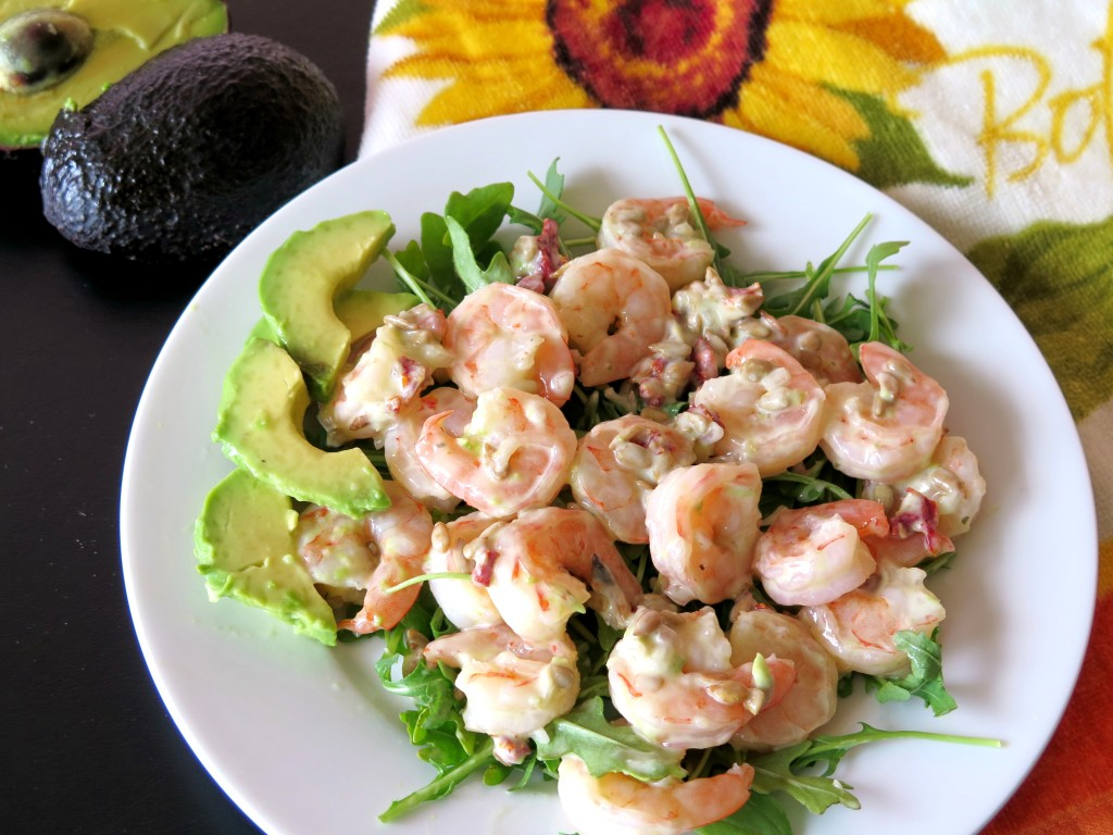 Shrimp Avocado Dressing