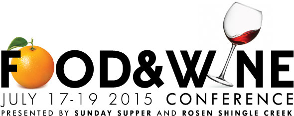 food and wine 2015 banner