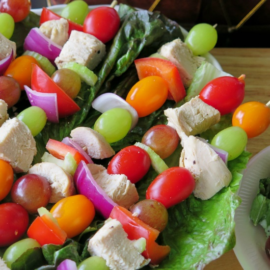 Chicken Salad Skewers Platter (550x550)