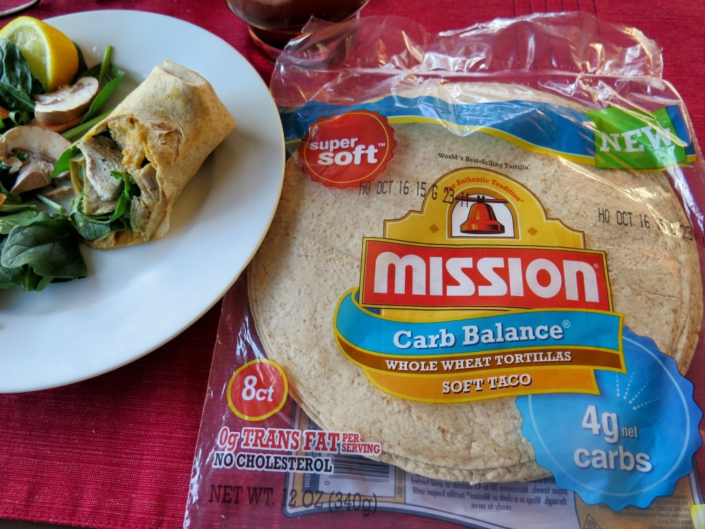 Mission carb balance package