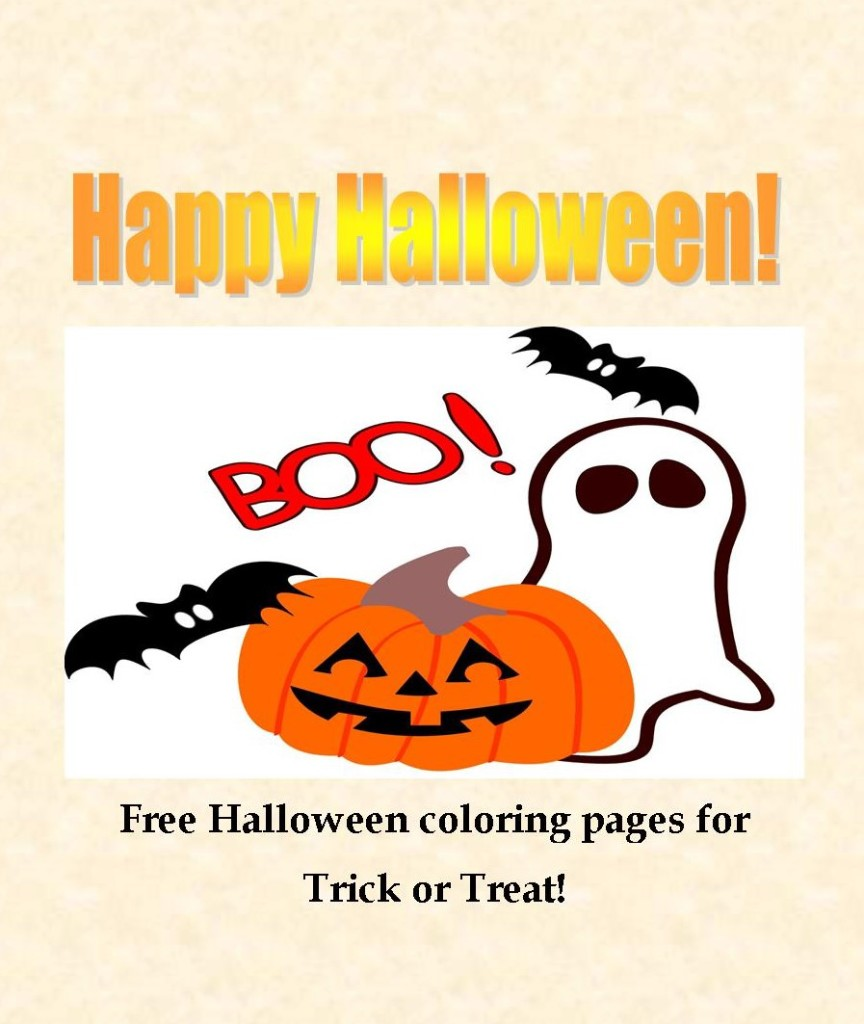free halloween pages (2)