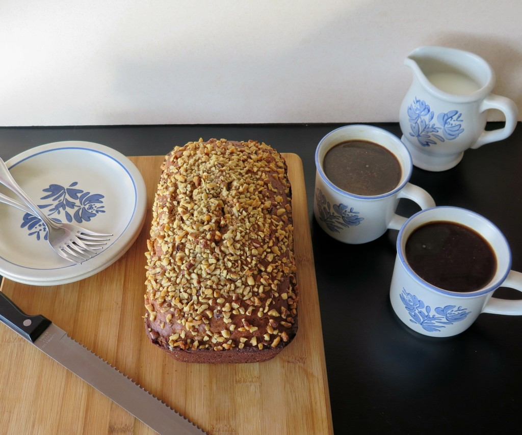 Gingerbread Breakfast bread