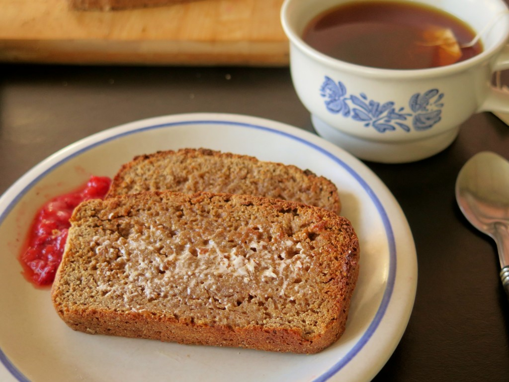 Ancient 4 Grain Breakfast Bread