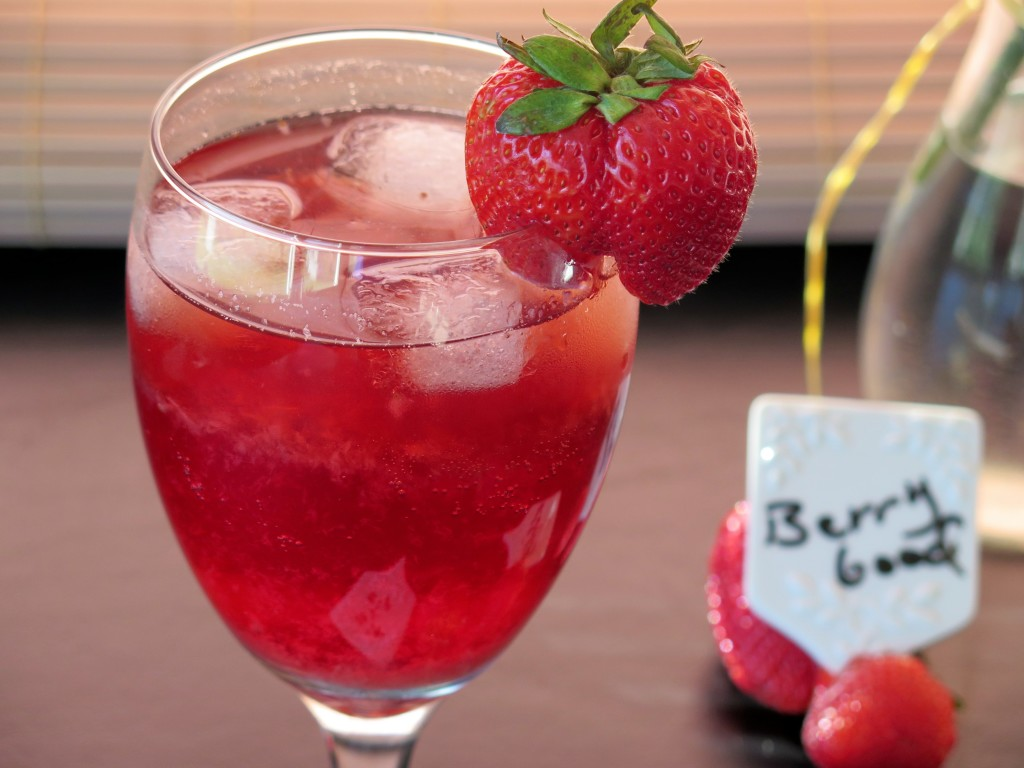 Very Berry Spring Spritzer