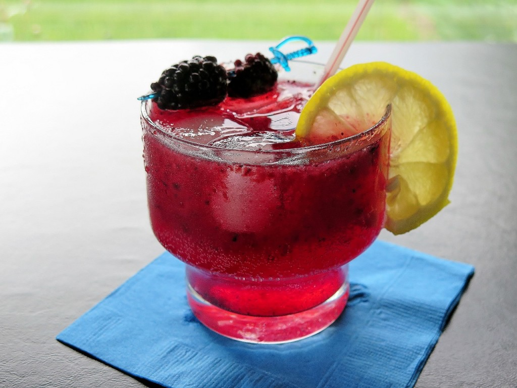 Mixed Berry Sparkler