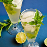 tea round up Mint Green Tea Mojitos 1