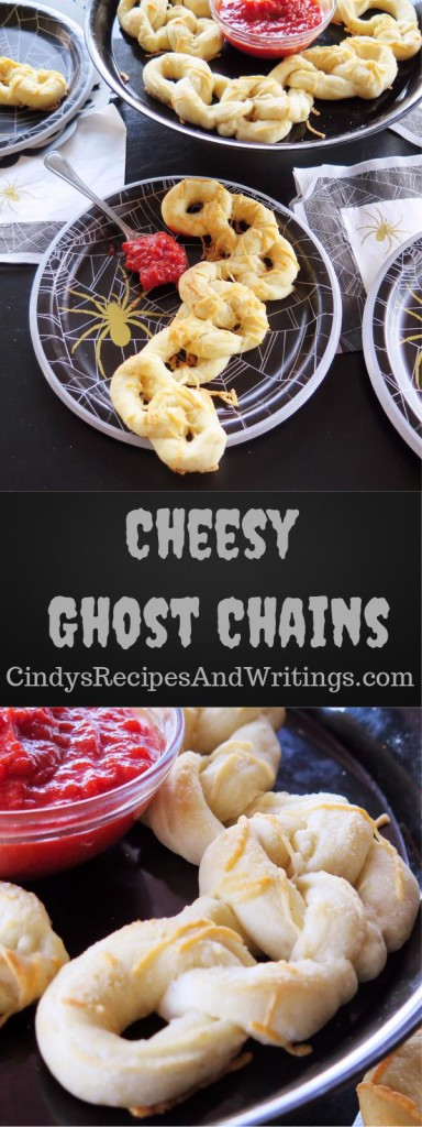 Cheesy Ghost Chains