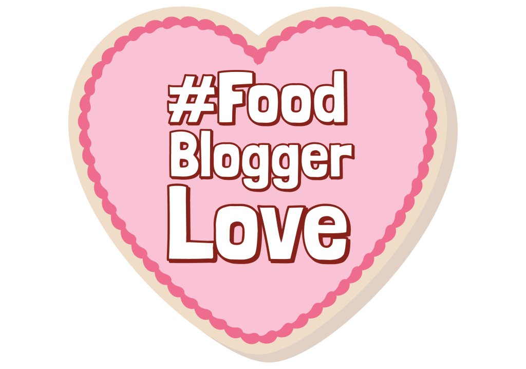 #FoodBloggerLove Logo_Featured Image