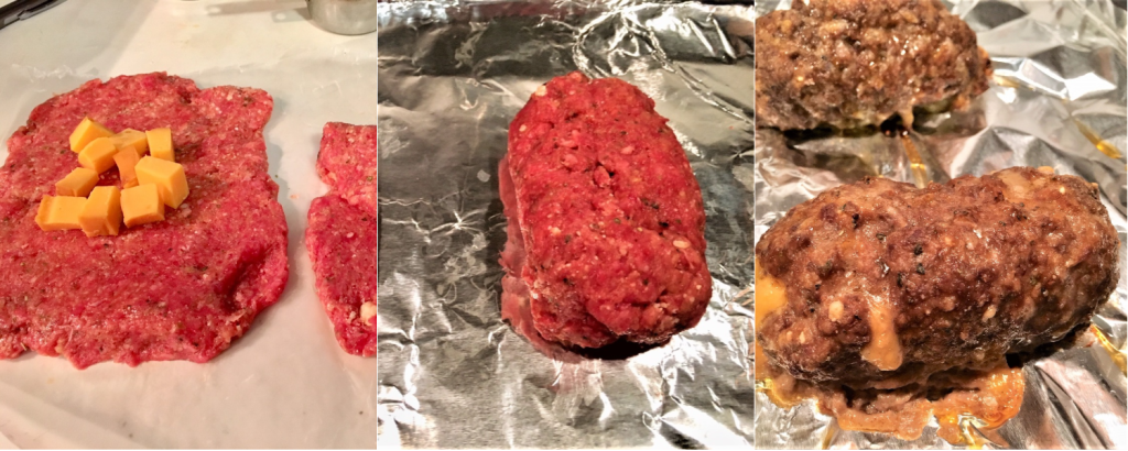 meatloaf trio