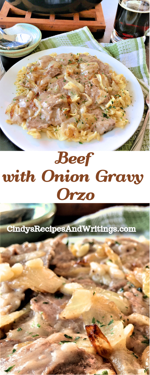 how to make onion gravy without beef stock